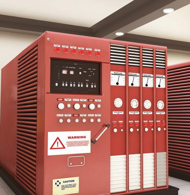 Automatic Generator Facility - Ibrahim Heaven