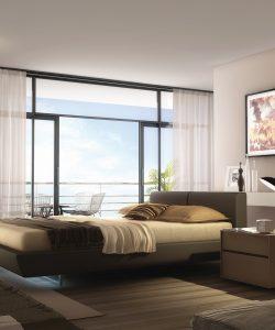 West Open Bedrooms - Ibrahim Heaven