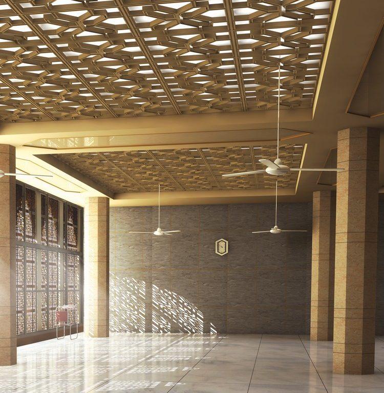 Open Masjid - Ibrahim Heaven