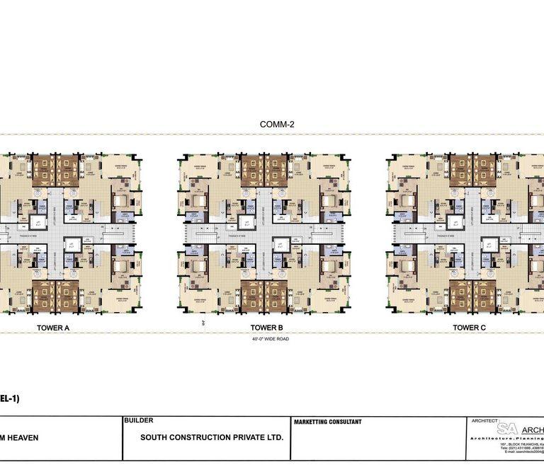 New Look Pent House - Ibrahim Heaven