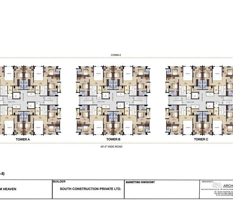 New Style Pent House - Ibrahim Heaven